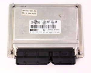Automotive ECU (engine control unit)